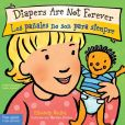Book Cover Image. Title: Diapers Are Not Forever / Los pa�ales no son para siempre, Author: Elizabeth Verdick