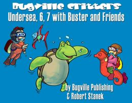Undersea, 6, 7 with Buster and Friends (Skip Counting and Numbers for Preschool Skills and Kindergarten Basics)