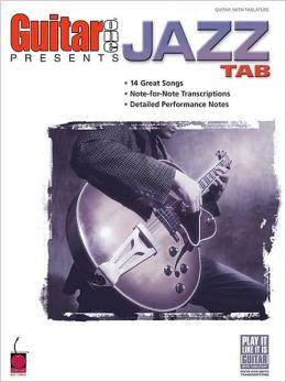 Guitar One Presents Jazz Tab