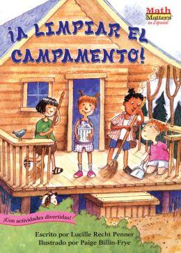 A limpiar el campamento! (Clean-Sweep Campers)