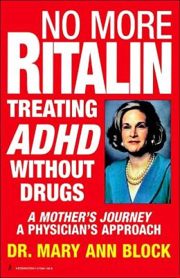 No More Ritalin