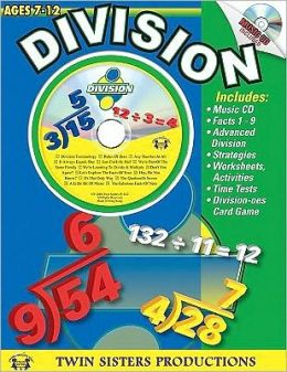 Division Wordbook and Music CD