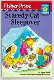 Scaredy-Cat Sleepover (All-Star Readers Series)