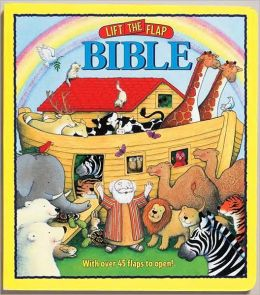 Lift-the-Flap Bible Sally Lloyd-Jones