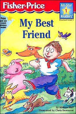 My Best Friend (All-Star Readers Series)