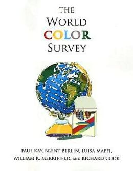 The World Color Survey
