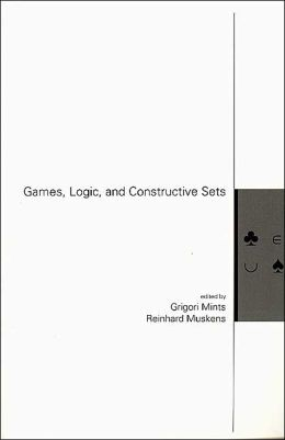 Games, Logic and Constructive Sets
