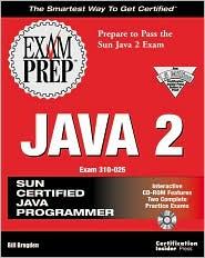 Java Programmer Jdk 1.2 Exam Prep