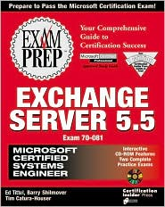 MCSE Exchange Server 5.5 Exam Prep
