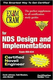 CNE Nds Design and Implementation Exam Cram