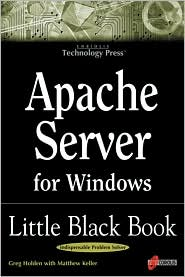 Apache Server for Windows: Little Black Book.