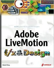Adobe Livemotion F/X and Design with Cdrom