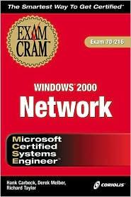 MCSE Windows 2000 Network: Exam Cram