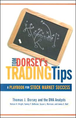 Tom Dorsey's Trading Tips: A Playbook for Stock Market Success