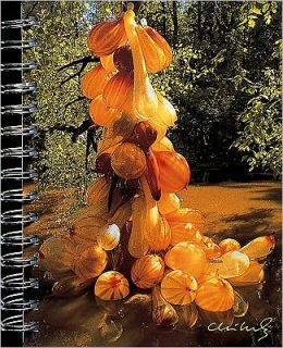 Chihuly Journals: Gourd Chandelier Journal
