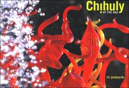 Chihuly at the V & A Postcard Book