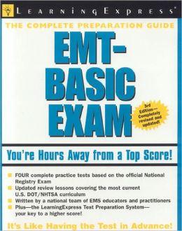 EMT Basic Exam (Complete Preparation Guide Series)