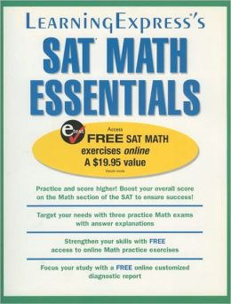 Learning Express's SAT Math Essentials