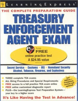 Treasury Enforcement Agent Exam