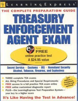 Treasury Enforcement Agent Exam