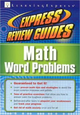 Express Review Guides: Math Word Problems