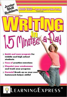 Junior Skill Builders: Writing in 15 Minutes a Day
