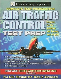 Air Traffic Control Test Prep (Air Traffic Control Test Preparation) LearningExpress Editors