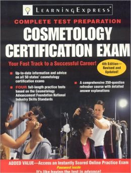 Cosmetology Certification Exam, 4th Edition