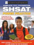 Book Cover Image. Title: SHSAT:  Power Practice, Author: Learning Express Llc