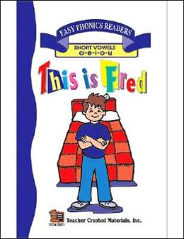 This Is Fred Easy Reader