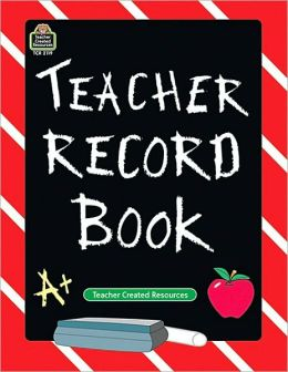 Teacher Record Book