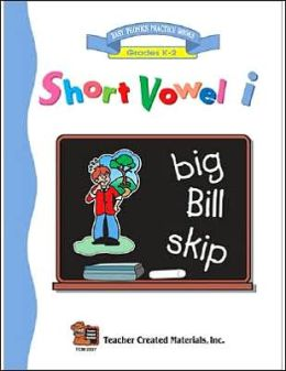 Short Vowel I Workbook