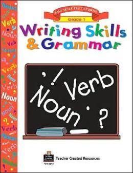 Writing Skills and Grammar: Grade 1
