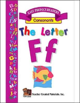Consonants: The Letter F (Easy Readers Series)