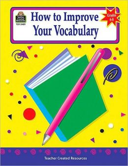 How to Improve Your Vocabulary
