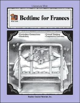 Bedtime for Frances: Literature Unit