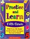 Practice and Learn: 5th Grade