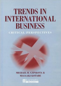 Readings in International Business