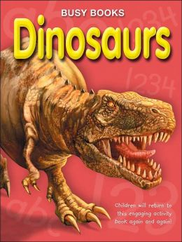 Busy Books: Dinosaurs
