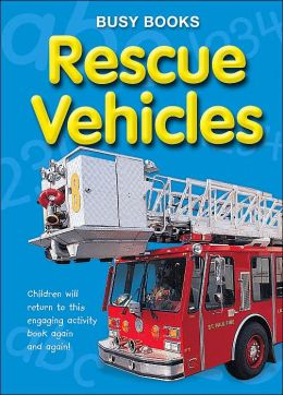 Busy Books: Rescue Vehicles
