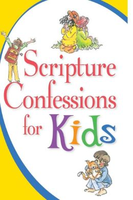 Scriptural Confessions for Kids