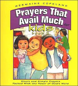 Prayers That Avail Much for Kids