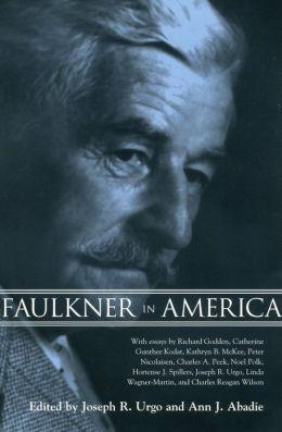 Faulkner in America