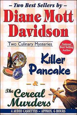 Killer Pancake/The Cereal Murders (Culinary Mystery Series)