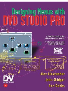 Designing Menus with DVD Studio Pro