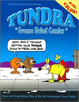 Tundra Freeze Dried Comics
