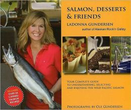 Salmon, Desserts and Friends