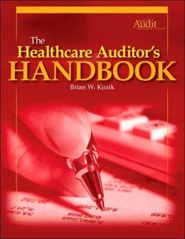 Healthcare Auditor's Handbook