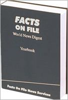 Facts on File World News Digest Yearbook 2007 : The Indexed Record of World Events
