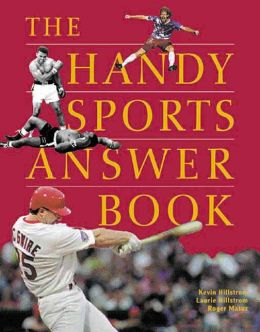 Handy Sports Answer Book